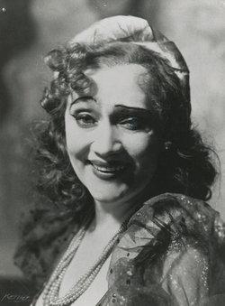 Liva Weel - revysångerska